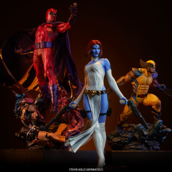 Mystique - Premium Format Figure - Marvel Comics (SideShow) PXwSb8IT_t