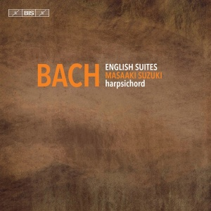Bach   English Suites   Masai Suzuki, Harpsichord