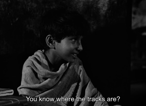 Pather Panchali 1955