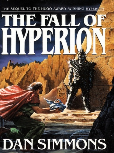 1991 The Fall of Hyperion - Dan Simmons