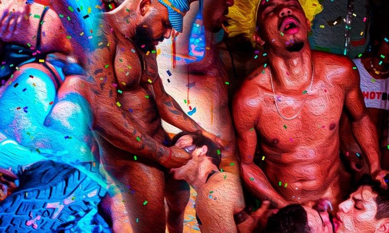 HotBoys: Baile de Carnaval 2020 – Parte 2 (Bareback)