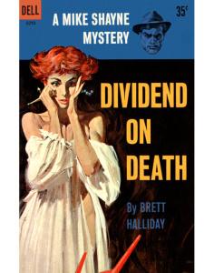 Dividend on Death - Brett Halliday