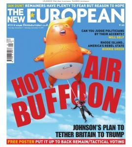 The New European - 05 12 (2019)