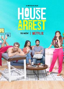House Arrest 2019 1080p NF WEB-DL HIN-Multi ATMOS 5 1-DD+5 1 x264-Telly