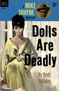 Dolls Are Deadly - Brett Halliday