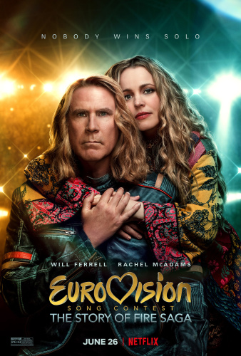 Eurovision Song Contest The Story of Fire Saga 2020 HDRip XviD AC3-EVO
