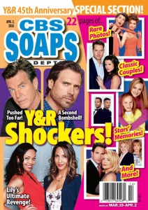 CBS Soaps In Depth - April 02 (2018)