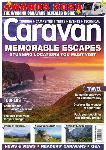 Caravan Magazine - February (2020)
