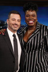 Leslie Jones - Jimmy Kimmel Live: August 8th 2019