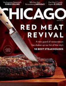 Chicago Magazine  November (2017)
