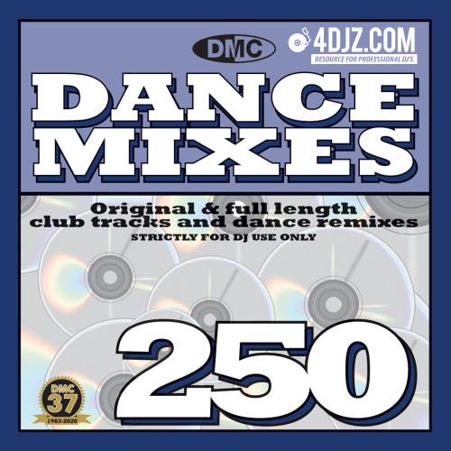 DMC   Dance Mixes Vol 250