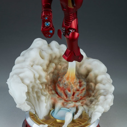 Iron Man Extremis Mark II - Statue (Sideshow) XPBOriF0_t