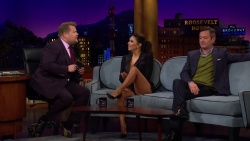 Eva Longoria on James Corden 2019 JULY 23