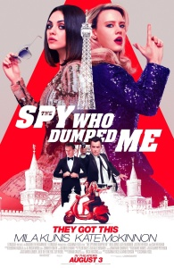 The Spy Who Dumped Me 2018 1080p BluRay Hindi English x264 AC3 MSubs - LOKiHD