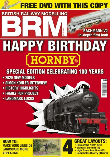 British Railway Modelling - March (2020)