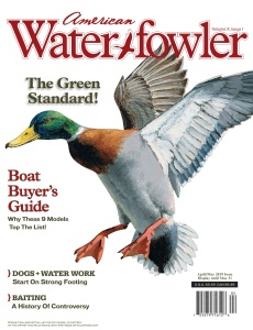 American Waterfowler - April-May (2019)