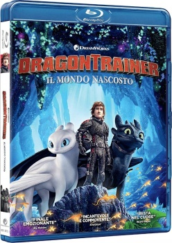 Dragon Trainer - Il mondo nascosto (2019) Full Blu-Ray 43Gb AVC ITA DD Plus 5.1 ENG trueHD 7.1 MULTI