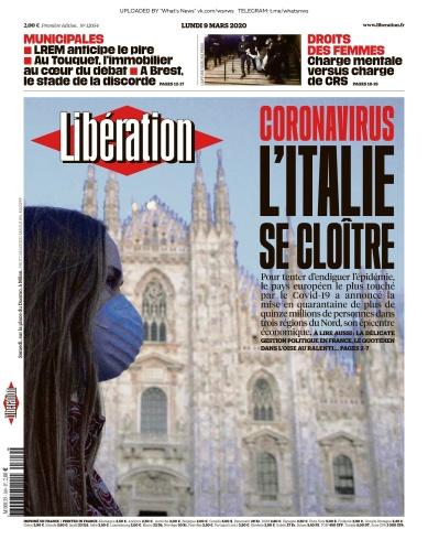Libération - 09 03 (2020)