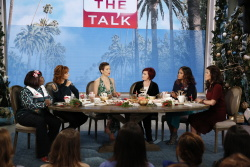 Kate Hudson - The Talk: December 8th 2017