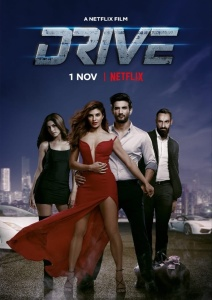 Drive (2019) Hindi 720p HDRip x264 AAC MSubs