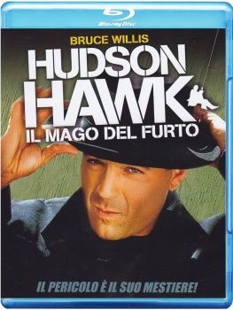 Hudson Hawk - Il mago del furto (1991) Full Blu-Ray 22Gb AVC ITA ENG DD 2.0 MULTI