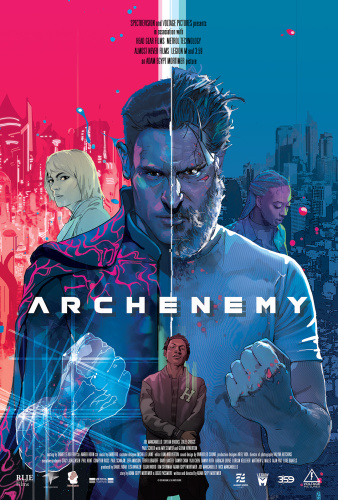 Archenemy 2020 BDRip XviD AC3-EVO