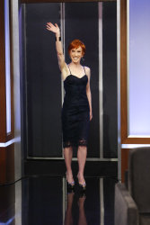 Kathy Griffin - Jimmy Kimmel Live: July 12th 2018