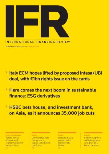 IFR Magazine  February 22 (2020)