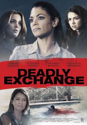 Deadly Exchange (2017) 720p WEB-DL x264 ESubs [Dual Audio][Hindi+English] -=!Dr STAR!=-
