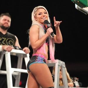 Alexa Bliss - WWE Raw in Little Rock, Arkansas - 06/11/2018