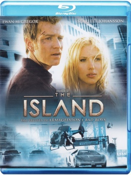 The Island (2005) Full Blu-Ray 22Gb VC-1 ITA FRE GER SPA ENG DD 5.1