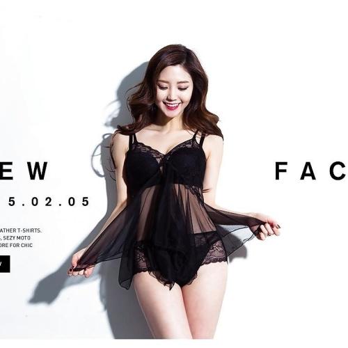 Korean sexy model nude