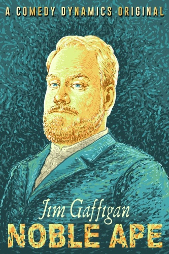 Jim Gaffigan Noble Ape 2018 720p BluRay H264 AAC-RARBG