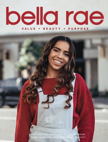 bella rae magazine - Issue 13 - July (2019)
