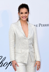 Barbara Palvin - amfAR's 25th Cinema Against AIDS Gala in Cannes 5/17/18