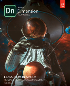 Adobe Dimension Classroom in a Book (2020 release) [AhLaN]