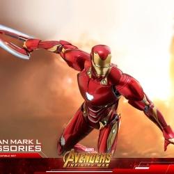 Avengers - Infinity Wars - Iron Man Mark L (50) 1/6 (Hot Toys) YGXLCYOZ_t