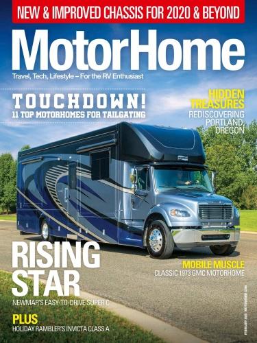 Motor Home - February 2020