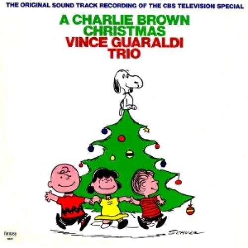 Vince Guaraldi Trio   A Charlie Brown Christmas
