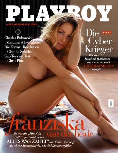 Playboy Germany - September 2020