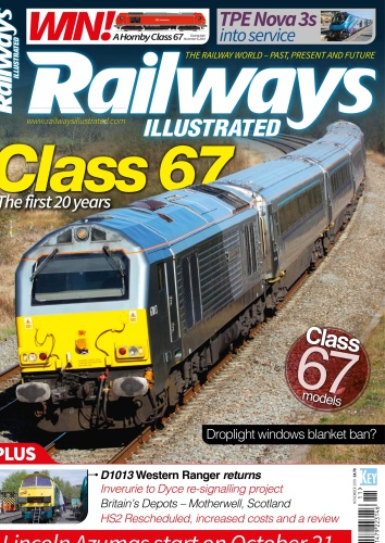 Railways Illustrated - November (2019)