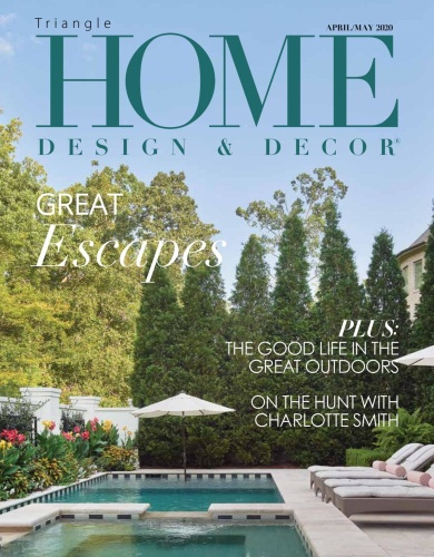 Home Design & Decor Triangle - April-May (2020)