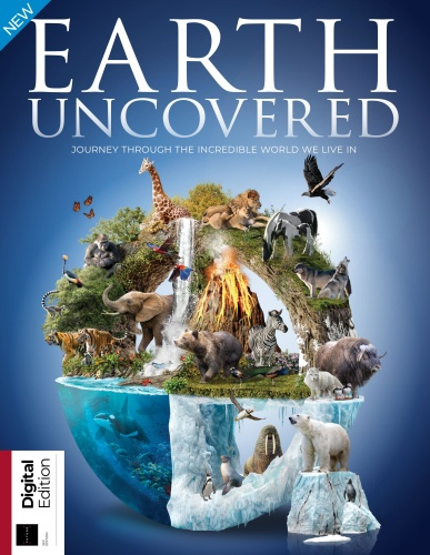 How It Works Earth Uncovered 2nd Edition - January (2020)