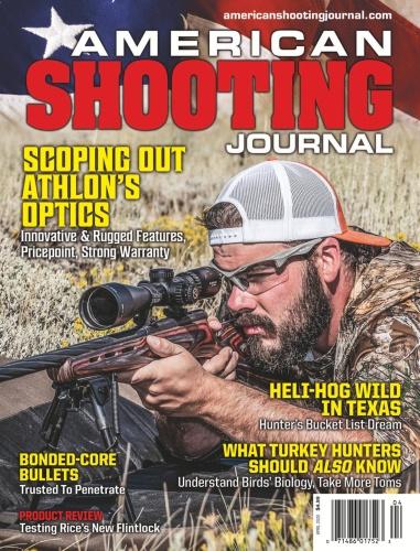 American Shooting Journal - April (2020)