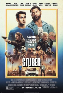 Stuber 2019 720p BluRay Hindi English x264 AAC 5 1 MSubs - LOKiHD