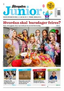 Aftenposten Junior  08 mai (2018)