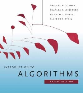 Introduction to Algorithms   Thomas H  Cormen , Charles E  Leiserson, Ronald L  Ri...