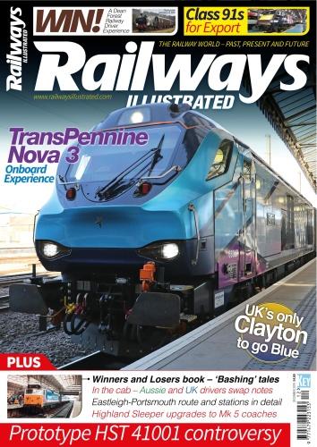 Railways Illustrated - Issue 202 - December (2019)