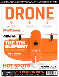 Drone Magazine UK  June (2018)