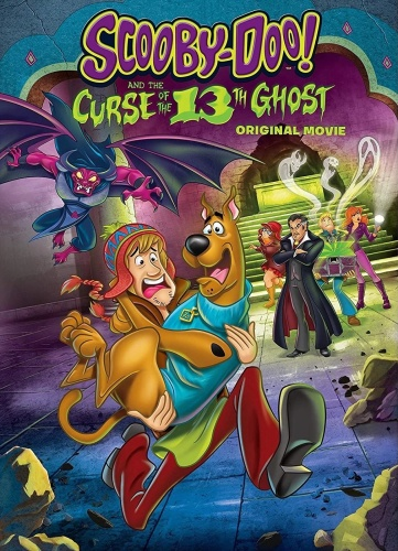 Scooby Doo and the Curse of the 13th Ghost 2019 1080p WEBRip x264 RARBG